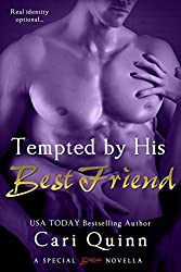 Tempted By His Best Friend (Entangled Brazen)