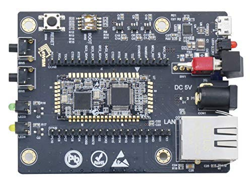 eWBM AWS Certified IoT Core Ethernet Connecting Development kit with HW Cryptographic Accelerator