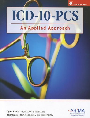 Icd-10-Pcs: An Applied Approach