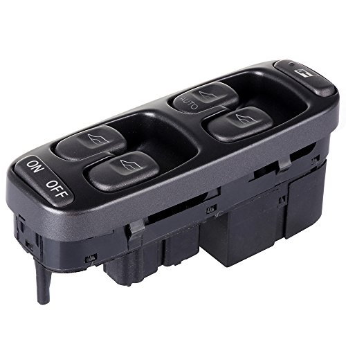 (cciyu Power Window Switch Replacement fits for 1998-2000 Volvo V70 S70 Replace 8638452)