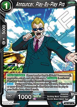 071cb35de05db Amazon.com: Announcer, Play-By-Play Pro - TB2-067 - UC: Toys & Games