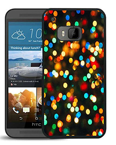 Customized Cell Case for HTC ONE M9 - Christmas Wallpapers Case For HTC ONE M9