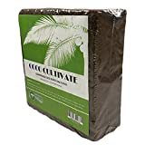Coco Cultivate Compressed Coco Coir Block 5kg (11lbs)