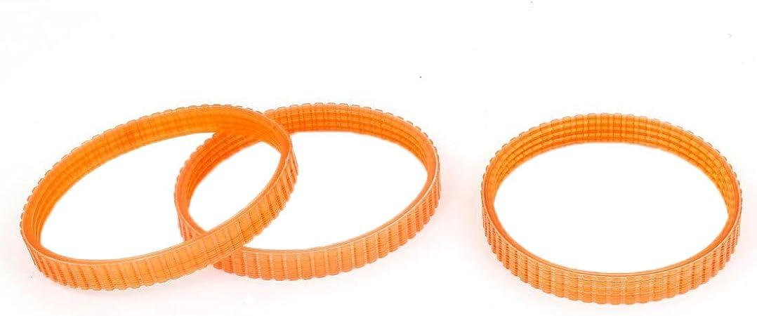 Hobel Guertel Sodial R 3 240 Mm Pu Gurt Fuer Riemenantrieb Elektrohobel Makita 1900b Orange Baumarkt