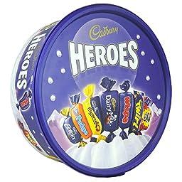 Cadbury - Heroes Tub - 712g