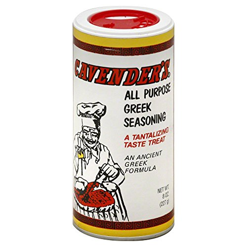 Cavender's All Purpose Greek Seasoning, 2-8 oz containers ()