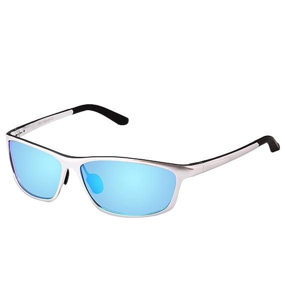 DUCO Sport Stil Sonnenbrille Polarisiert Herren Treiber Brille 6806S