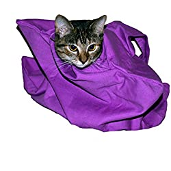 Cozy Comfort Carrier (Large, Lavender)