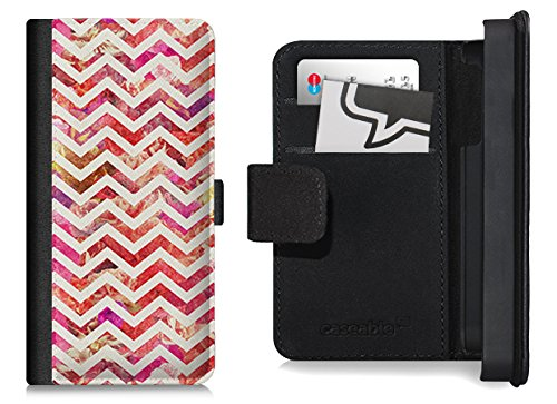 Design Flip Case für das iPhone 6 Plus - ''Floral Chevron'' von Bianca Green