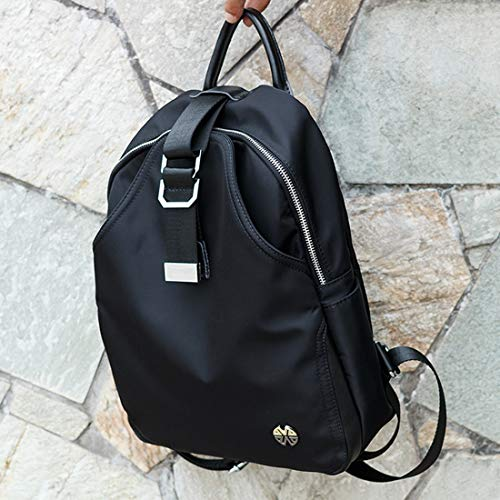 nero Igspfbjn Girls Large Bag Nero colore Capacity Backpack Casual Portable Shoulder Handles Bag qPCrwqS