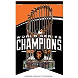 Giants 2014 World Series Champions Banner