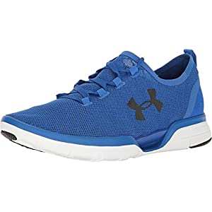 Under Armour Men's UA Charged Coolswitch Run Ultra Blue/White/Black Athletic Shoe
