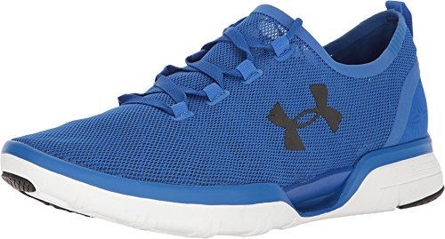 Underarmour UA Charged MailOrderMusic Witch Run – Ultra Blue, White, Tamaño #: 9.5