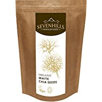 Sevenhills Wholefoods Graines De Chia Blanches Cru Bio 2kg