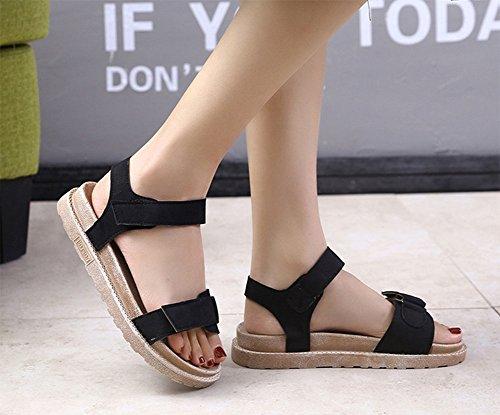 Sandali da spessi donna 2 KUKI dFx0wx
