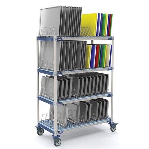 Metro PR48VX4 Metro PR48VX4 Tray Drying Rack Shelving Unit -