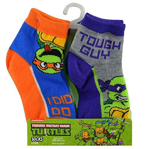 ninja turtle boys socks - 5