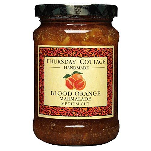 Thursday Cottage - Blood Orange Marmalade (Medium Cut) - 454g