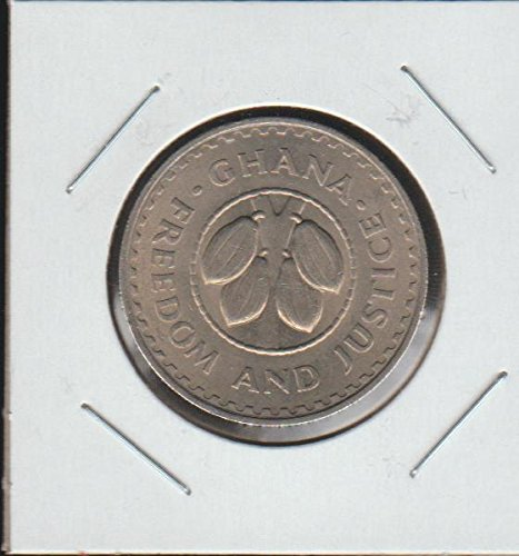 1967 GH Cocoa Beans within Circle Twenty Cent Piece Choice Uncirculated