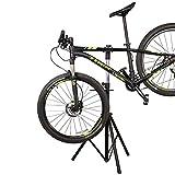 BicycleStore Repair Stand Pro Cycling Maintenance Workstand Portable Bike  Repair Rack Stand Full Aluminum Alloy Foldable Repair Tool Stand