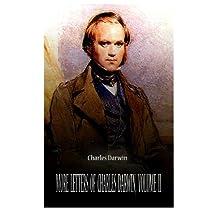 More Letters Of Charles Darwin, Volume Ii