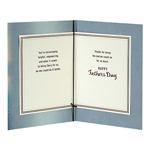 Hallmark Father's Day Greeting Card from All (Encouraging, Helpful, Empowering) Photo #4
