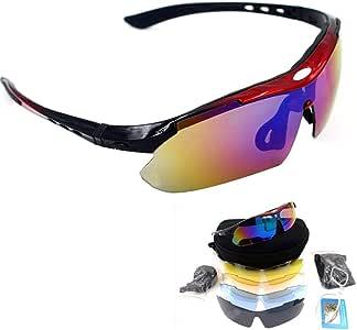Pevor New Polarized Cycling Sunglasses Sport Glasses Bike Goggles
