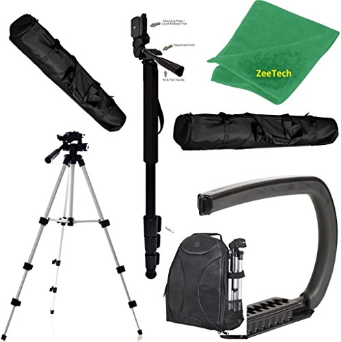(Pro Travelers Bundle For: Fujifilm FinePix, S1, S1 Pro, S2 Pro, S20 Pro, S3 Pro, S5 Pro, S100fs, S200EXR, S205EXR, IS-1, S602 Zoom, S602Z: Pro Backpack + 50