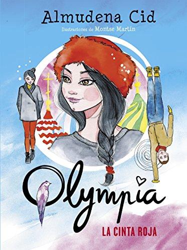 La cinta roja (Serie Olympia 4)