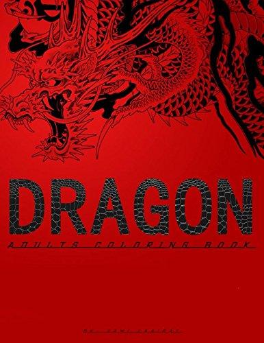 Dragon: Adults coloring book por sami zaairat
