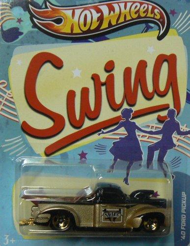 Hot Wheel Swing (Hot Wheels HW Jukebox 7/32 Swing '40 Ford Pickup)