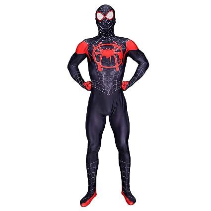 Spider-Man: Universos Paralelos, Spiderman Traje Adulto Los ...