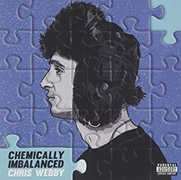 Chris webby – chemically imbalanced album art | genius.