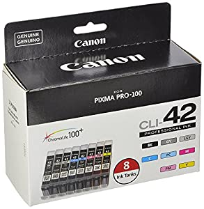 Canon CLI-42 8 PK Value Pack Ink