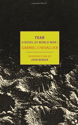 Fear: A Novel of World War I (New York Review Books Classics) (Gabriel 1)
