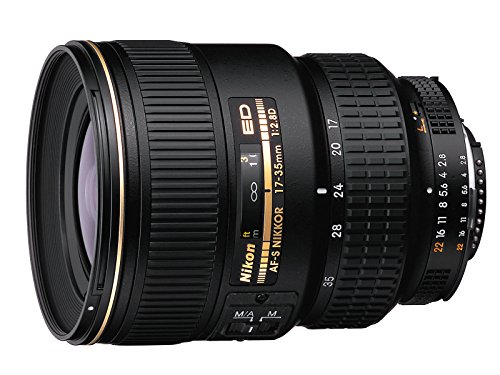 Nikon 17-35mm f/2.8D ED-IF AF-S Super Wide Angle Zoom Nikkor