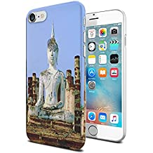 Budda of Thailand- iPhone 7 Clear Cover Case by Elements of Space