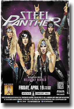 Steel panther balls out