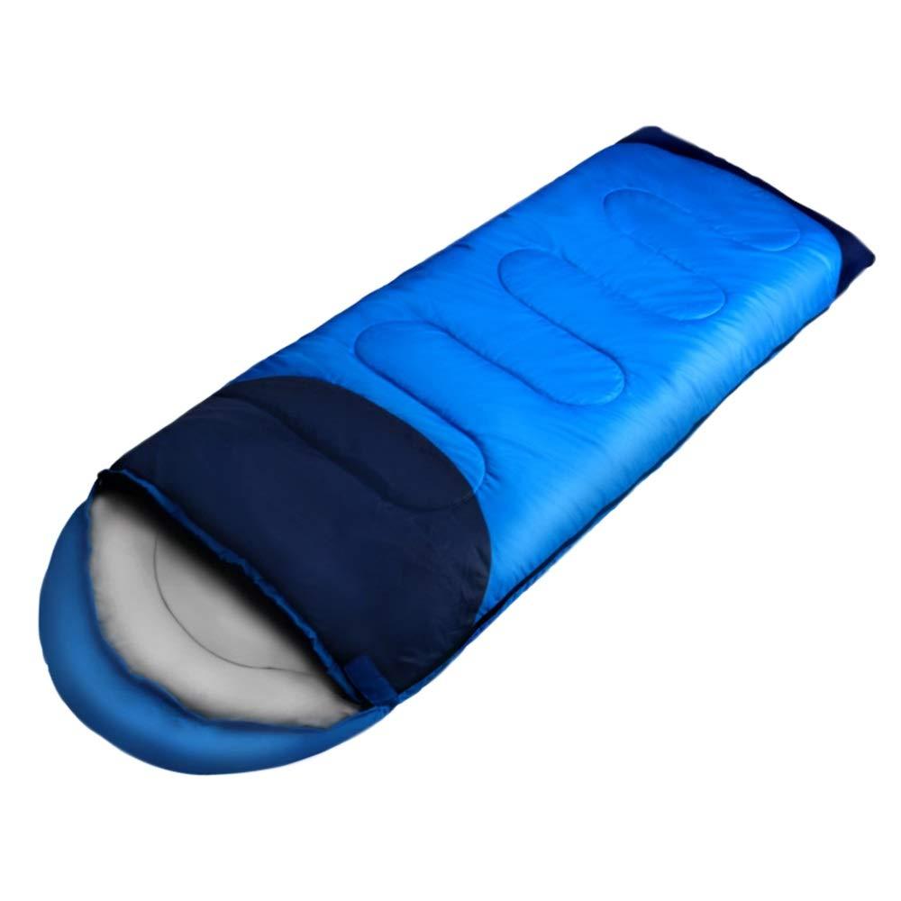 B XXHDYR Sac de Couchage enveloppe de Camping en Plein air Hiver Sac de Couchage épais imperméable Sac de Couchage (Taille   B)