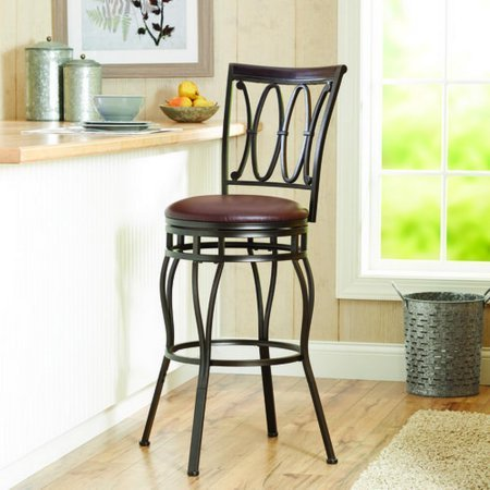 Better Homes and Gardens Adjustable Barstool, Oil Rubbed Bronze from Generic