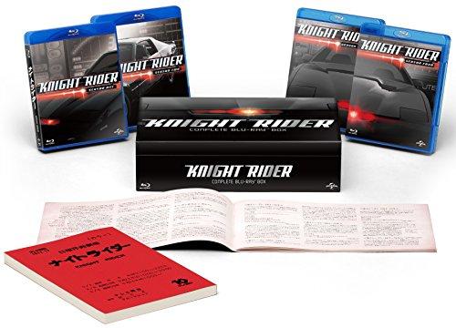 Knight Rider: Complete Blu-Ray Box