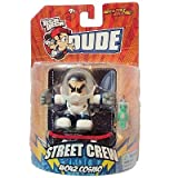 Tech Deck Dude Ridiculously Awesome Street Crew Series - #155 ZIGGIE