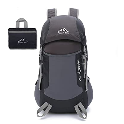 Meetbelify Water Resistant Durable Lightweight Outdoor Camping Mountain Backpack Travel Bags Hiking Foldable Daypack
