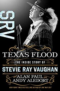 Book Cover: Texas Flood: The Inside Story of Stevie Ray Vaughan