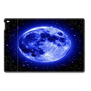Blue Moon And Star iPad Air Smart Cover Leather
