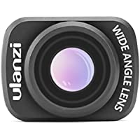 Docooler Ulanzi Op-5 Grande Angular Lente 0.65X Lente Magnética Grande Angular Para Dji Osmo Pocket Gimbal Cameras