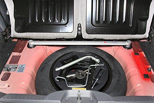 オクヤマ トランクブレースバー (スチール製) フィアット500/500C/アバルト500/パンダ B0771MCZS4