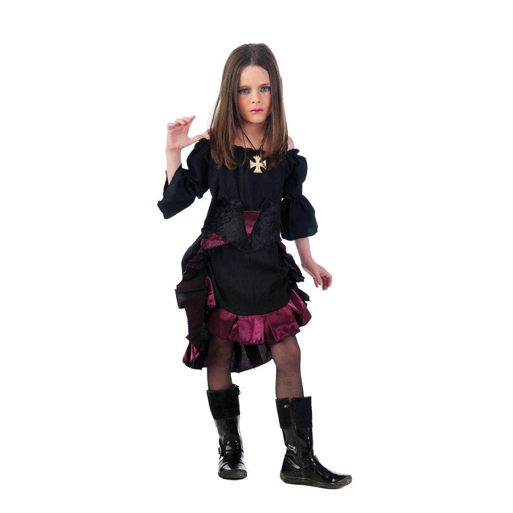 Limit Sport MI735 Gr. 3 - Disfraz de vampiresa para niña: Amazon ...