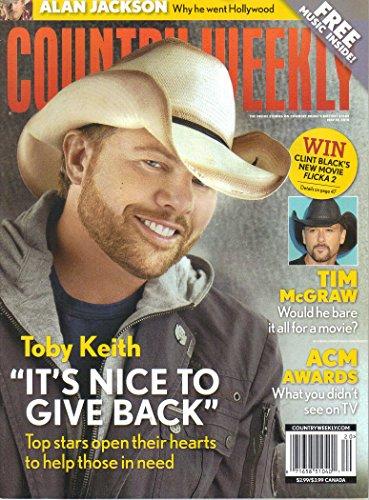 Country Weekly Magazine - Country Weekly Magazine, May 17 2010 (Vol. 17, No. 20)