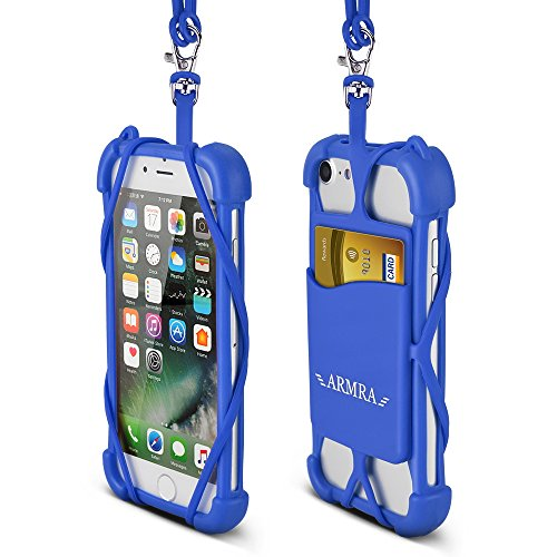 online retailer d72db 004fb 2 in 1 Cell Phone Lanyard Strap Case, Universal Smartphone - Import It All